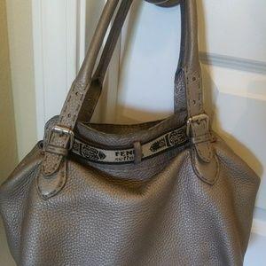 Fendi Bags - FENDI Selleria horse bag